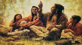 Le Code d'éthique des Indiens d'Amérique
