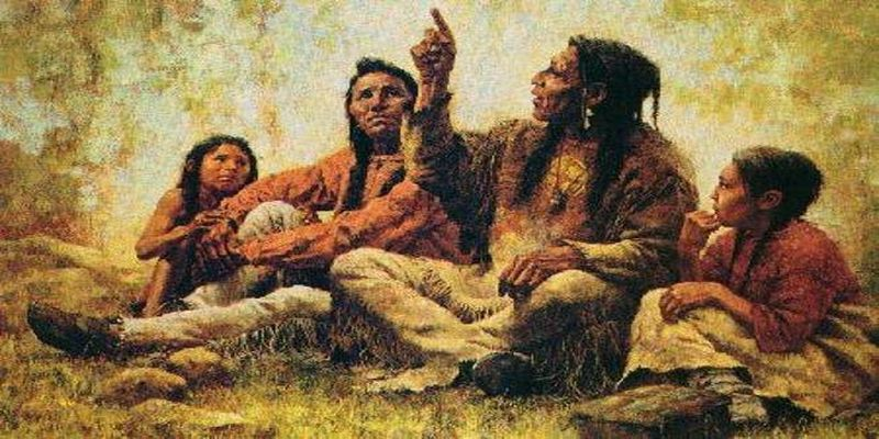 Favori Le Code d'éthique des Indiens d'Amérique NT49